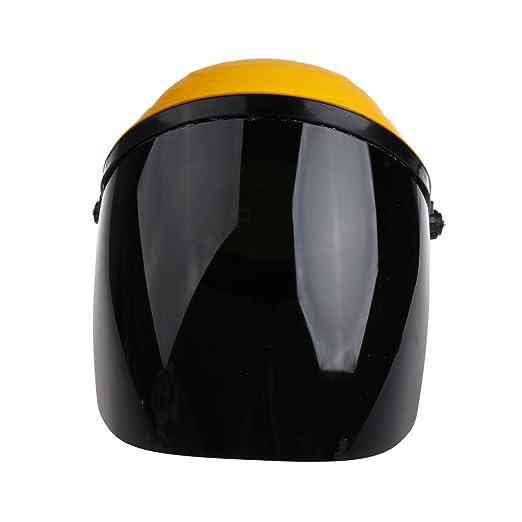 Casco de Soldador de Policarbonato Protector Facial Equipo ...