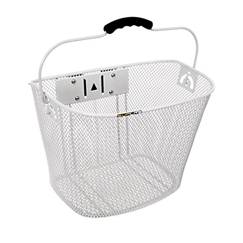 Bicycle Basket with Quick-Release. Bike Baskets with Quick-R