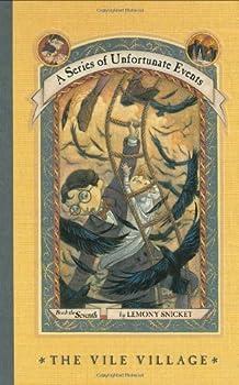 The Vile Village 0439451299 Book Cover