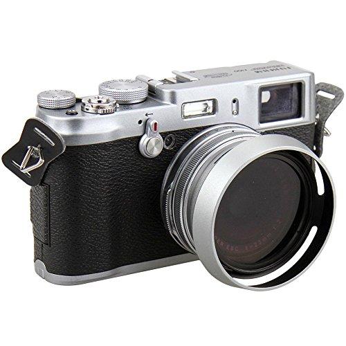 Jjc Lh Jx100 Silver Filter Lens Adapter Amp Hood For Fuji
