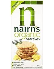 Nairn's Organic Oat Cakes 250g - Pack of 2