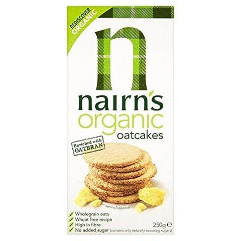 Nairn's Organic Oat Cakes 250g