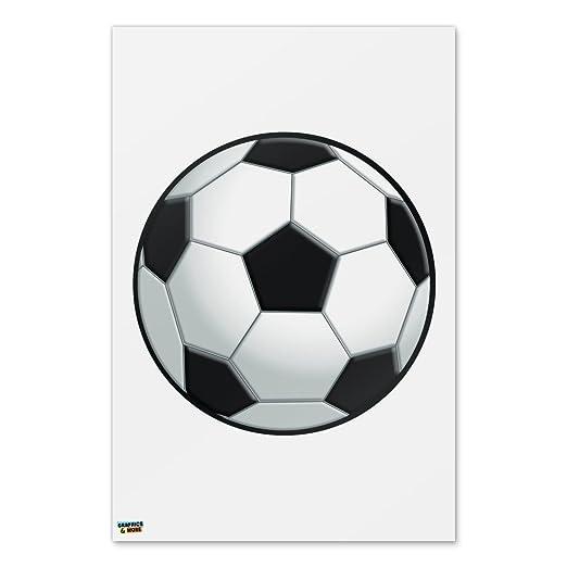 Balón de fútbol Fútbol Casa Oficina de Negocios Sign: Amazon.es: Hogar