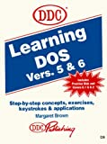 img - for Learning DOS book / textbook / text book