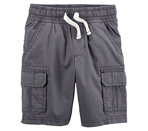 Carter's Boys' 2T-8 Pull On Cargo Shorts 2T