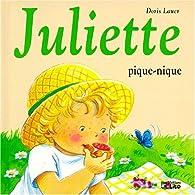 Juliette pique-nique par Doris Lauer