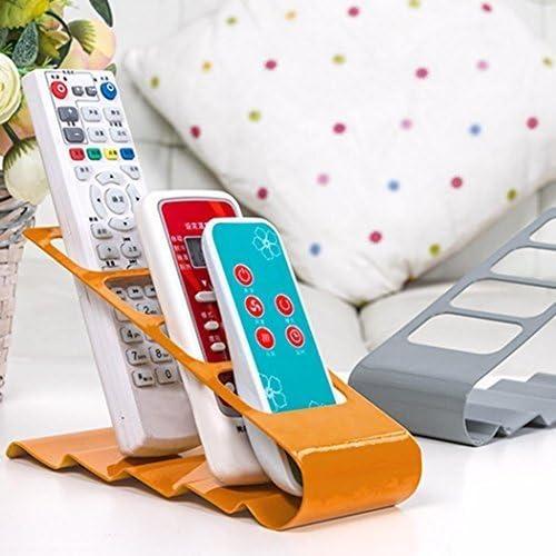ESST Space Metal Saving TV Control Remote Organizer Holder Holder Mobile Phone Stand