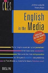 English in the Media par Jérôme Lepioufle
