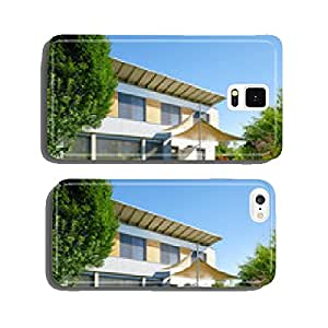 Beautiful modern house cell phone cover case iPhone5
