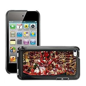 Etui Housse Coque de Protection Cover Rigide pour // M00150204 Antecedentes de la chuchería // Apple ipod Touch 4 4G 4th