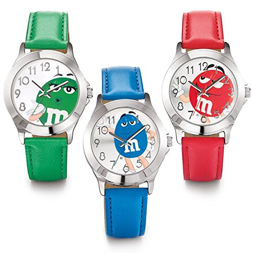 Avon M&M'S Character Watch - Blue, used for sale  Delivered anywhere in USA