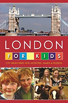 London for Kids (Kids World Book 2) by [Publishing, Marquee]
