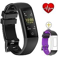 Bloranda Fitness Tracker Activity Tracker Watch Colorful...