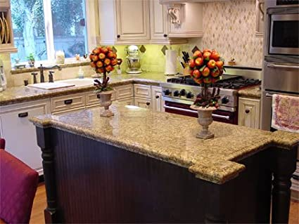 Amazon.com : Kitchen In A BOX Granite Countertop Sample Kit (Light Colors)  : Other Products : Everything Else