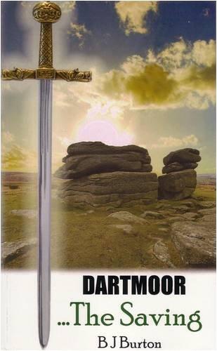 book cover of Dartmoor... The Saving