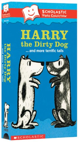 harry-the-dirty-dog-more-terrific-tails-scholastic-video-collection-vhs