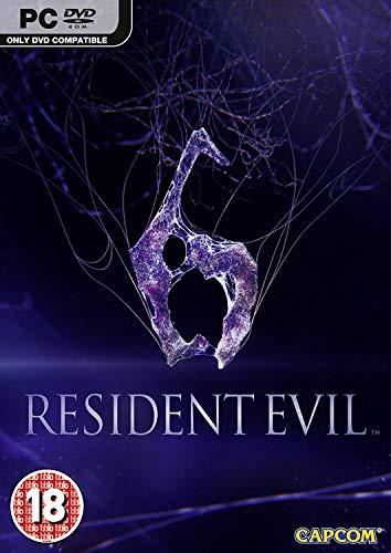 Resident Evil 6 (Pc Games Resident Evil)