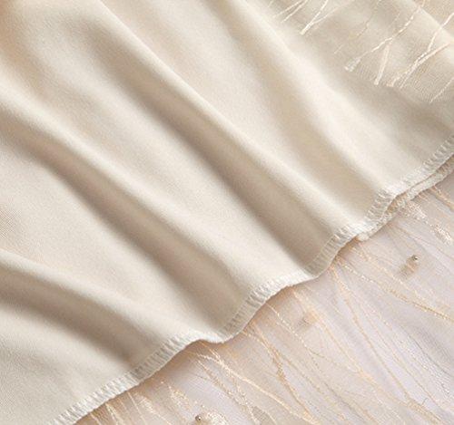 Abricot Sous Cheville Petticoat Robe gateau en Yiiquan Jupon Femme Jupe Longueur Tulle Longue X7n6qpWZ