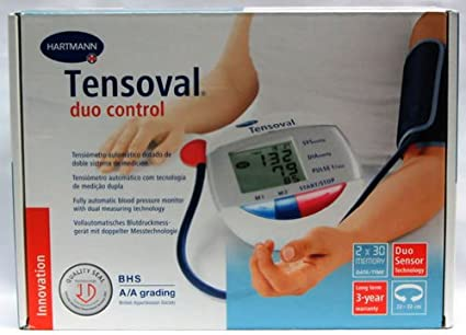 Tensoval Duo Control Tensiómetro de Brazo 22-32 cm