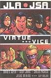 JLA/JSA Virtue and Vice