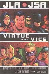 JLA/JSA: Virtue and Vice (JLA (DC Comics Unnumbered Paperback))