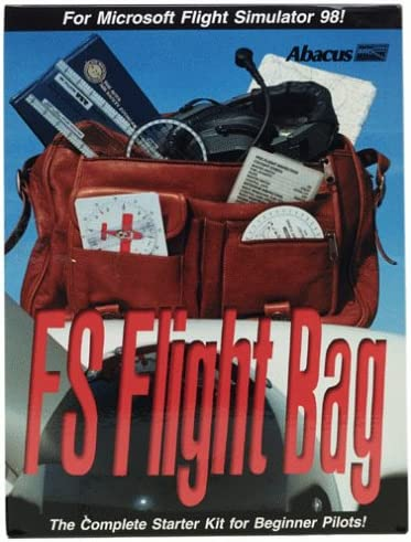 Flight Simulator Flight Bag - PC