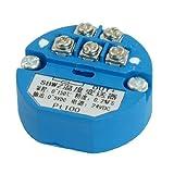 eDealMax a13032900ux0675 PT100 Sensore di temperatura trasmettitore di 0-150 gradi di uscita 0-5 VDC, 1.69 Larghezza, Lunghezza 1,57