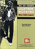 Lightnin' Hopkins Blues Guitar Legend, Lightnin' Hopkins, 0786602384