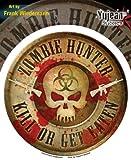 Frank Wiedemann - Zombie Hunter - Sticker / Decal