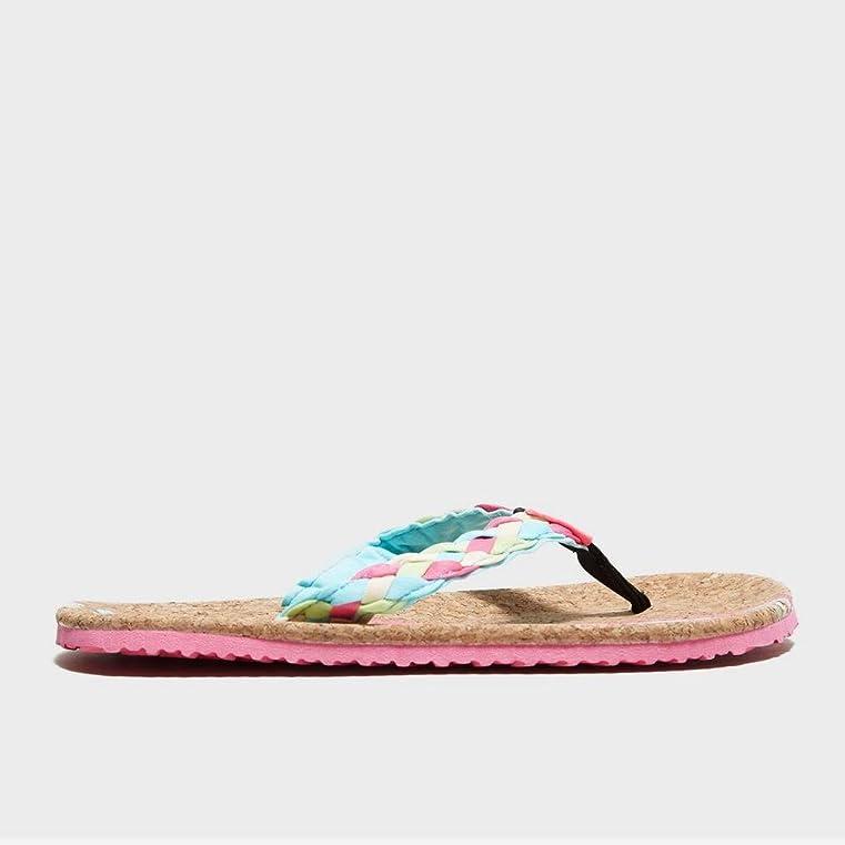SINNER Frauen Cork Sandal, Buntgefarbene, 40-41