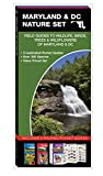 Maryland & DC Nature Set: Field Guides to Wildlife, Birds, Trees & Wildflowers of Maryland & DC