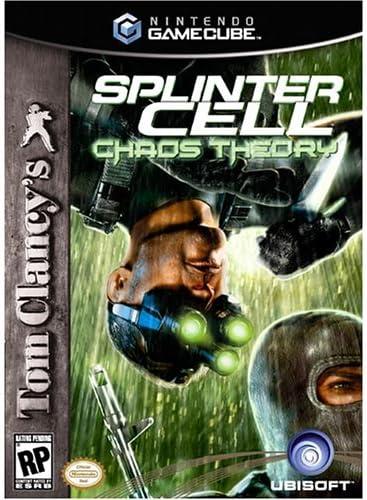 Amazon.com: Tom Clancys Splinter Cell Chaos Theory ...