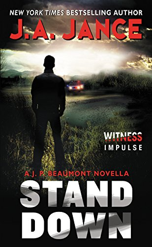 Stand Down: A J.P. Beaumont Novella