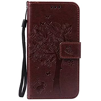 Wallet Leather Stand Cover Case for Motorola Moto G (2nd gen