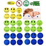 Gpeng 90 Pcs Mosquito Repellent Patches, Non-Toxic, Safe for Kids and Adults …