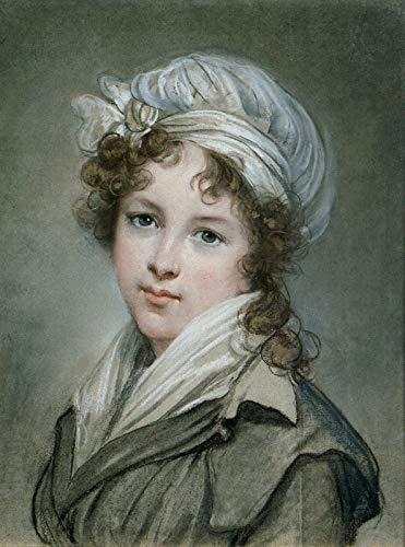 (Elisabeth Vigee-Lebrun Self Portrait 1789 Private Collection 30