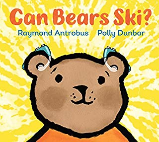 Book Cover: Can Bears Ski?