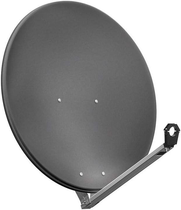 Goobay Sat Spieg. 80er ALU - Antena (10,7: Amazon.es: Electrónica