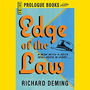 Edge of the Law Audiobook