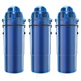 : AQUACREST Brand CRF-950Z Replacement for Pur CRF-950Z Pitcher Water Filter(Pack of 3)