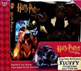 Harry Potter and the Sorcerer's Stone Gift Set With Fluffy Collectible [VHS]