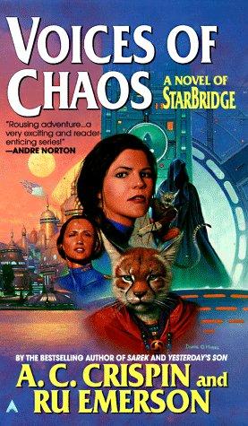Read Online Starbridge 7: Voices of Chaos (Starbridge Series) pdf epub