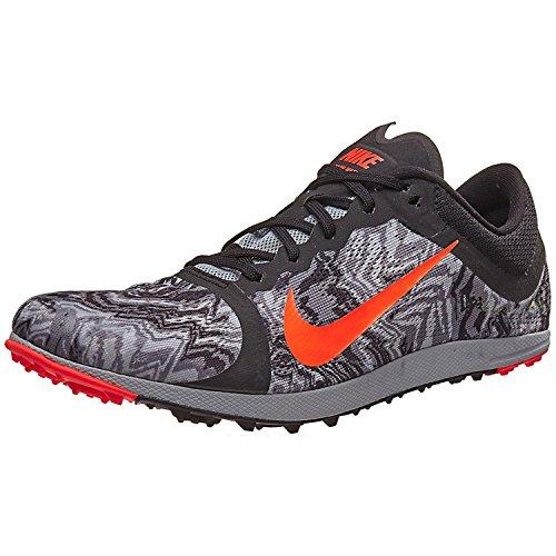 Nike Zoom Xc Cross Country Afstand Track Spikes Schoenen Zwart Grijs
