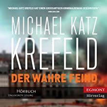 Der Wahre Feind [The True Enemy] Audiobook by Michael Katz Krefeld Narrated by Martin Mantel