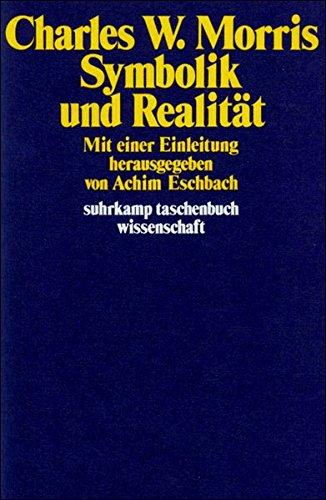 Symbolik und Realität (suhrkamp taschenbuch wissenschaft)