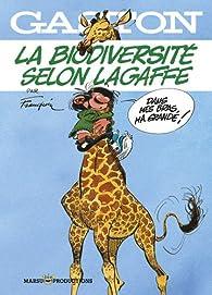 Gaston hors-série : La biodiversité selon Lagaffe par André Franquin