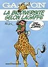Gaston hors-série : La biodiversité selon Lagaffe par Franquin