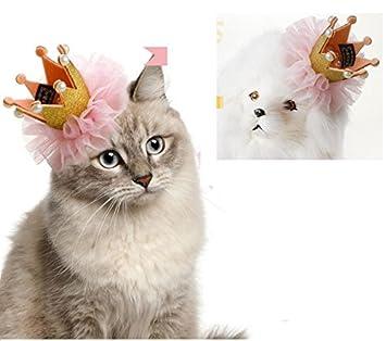 Amazon.com: Stock Show 1pc Pet Perros Princesa Estilo Laced ...