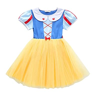 K-Youth Disfraz de Princesa Blancanieves Disfraces Elsa Bella ...