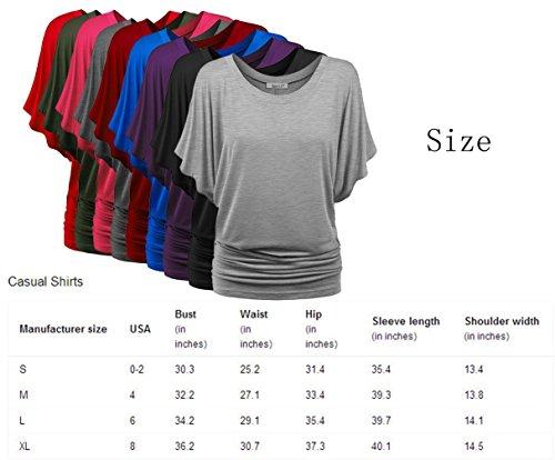 Amstt - Camisas - para mujer Black V